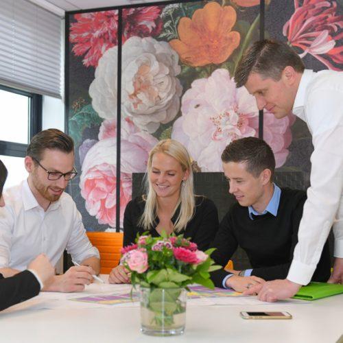 Lodewijck Groep meeting