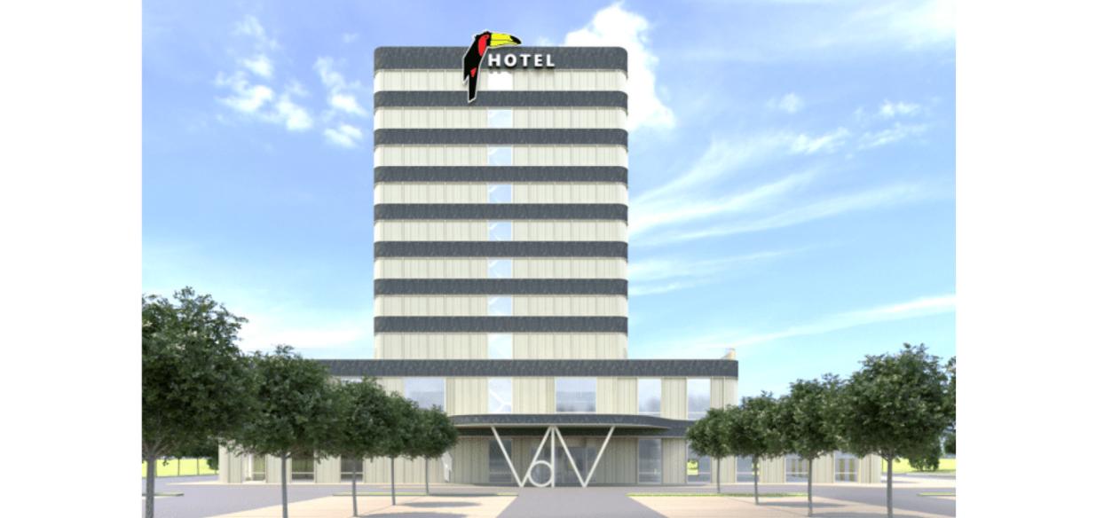 Uitwerkingsplan Van der Valk hotel Harnaschpolder